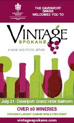 Vintage Spokane
